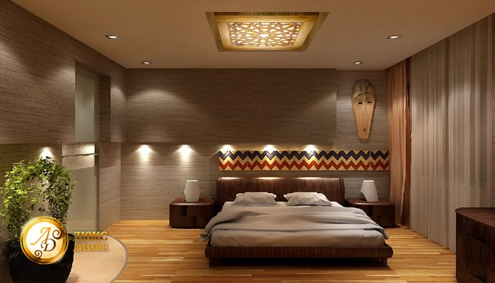 Дизайн комнаты 16 кв.м спальни-кухни