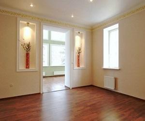 Делаем ремонт квартир в Петербурге